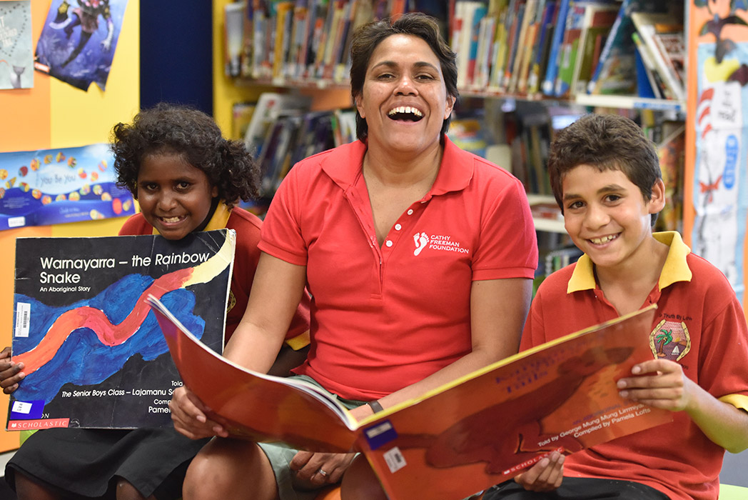 Empowering young Indigenous Australians through education